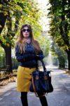 MY OUTFIT  YELLOW AUTUMN: Reguli de stil