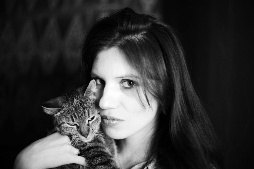 Lifestyle  In love with a cat