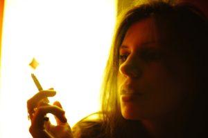 Lifestyle  Silent smoke