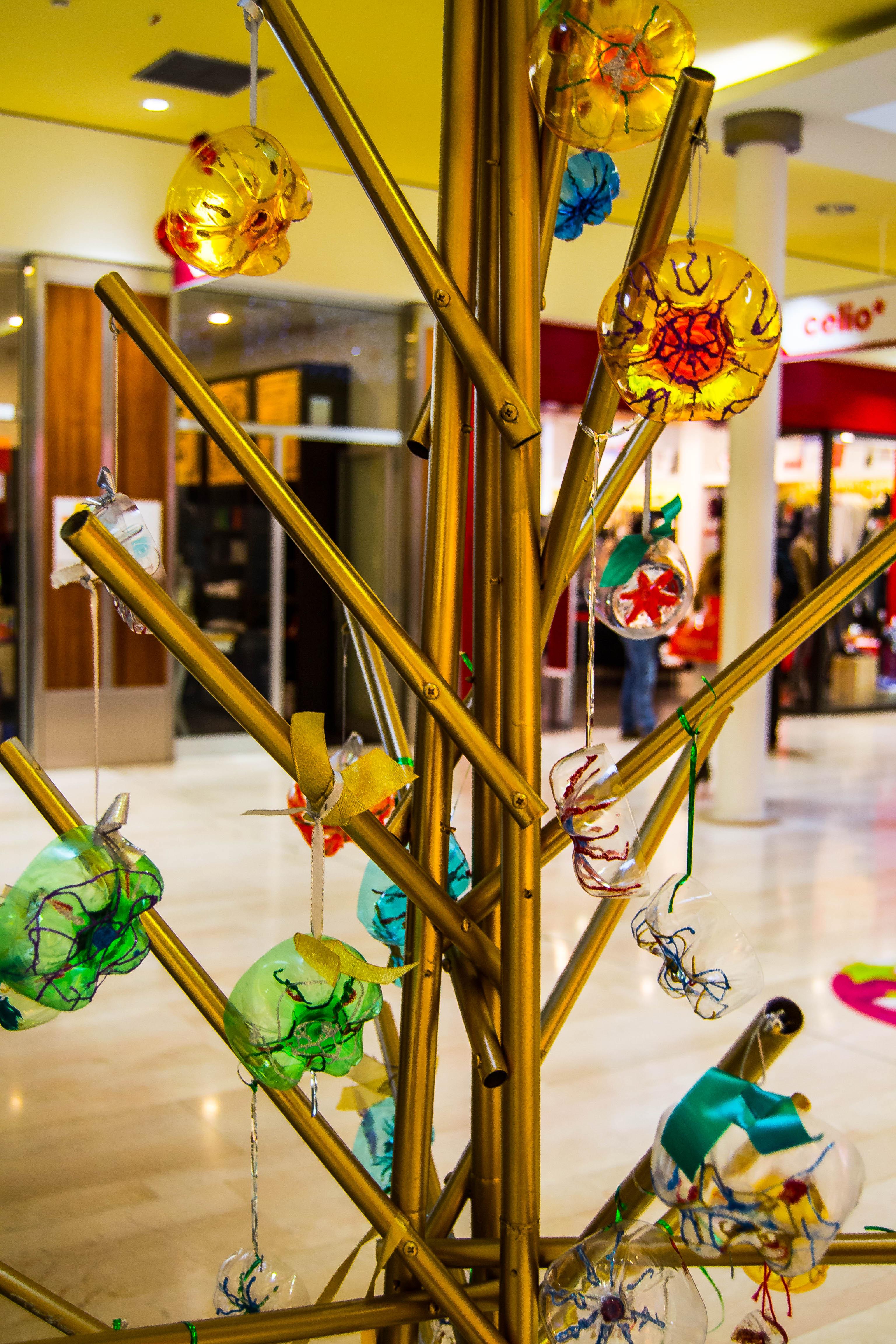 Lifestyle  Iată o ideie de un pom de Crăciun neobișnuit