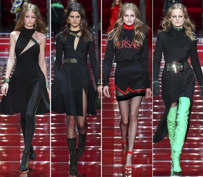 Fashion  Colecția Versace pentru iarna 2016