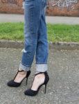 MY OUTFIT  Look casual, de primăvară. Boyfriend jeans.
