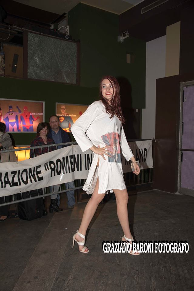 "Fashion  Irina Tîrdea: Colecție ""Fashion Victim"""