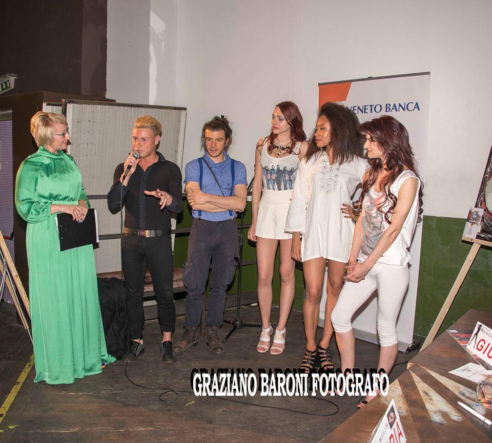 "Fashion  Irina Tîrdea: Colecție ""Fashion Victim"""