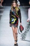 Fashion  Versace: Colecție toamnă-iarnă 2016/2017