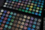 Fashion  Backstage: Smokey eyes for  IRIS Collection
