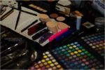 Fashion  Backstage: Smokey eyes for  IRIS Collection