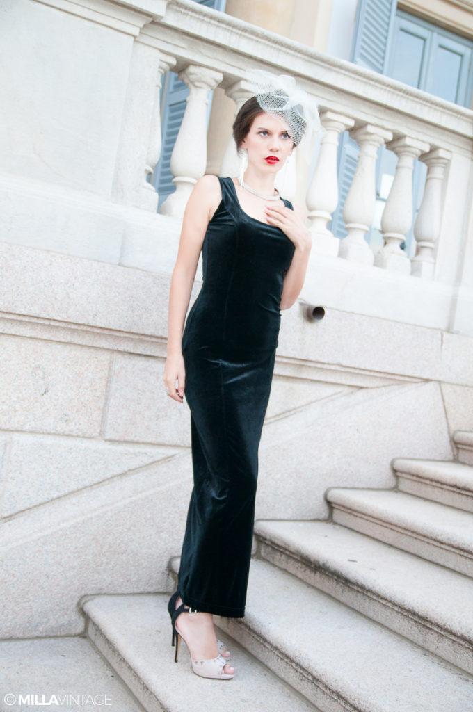 MY OUTFIT  Rochia de catifea, la modă în 2017: Vezi noul meu look