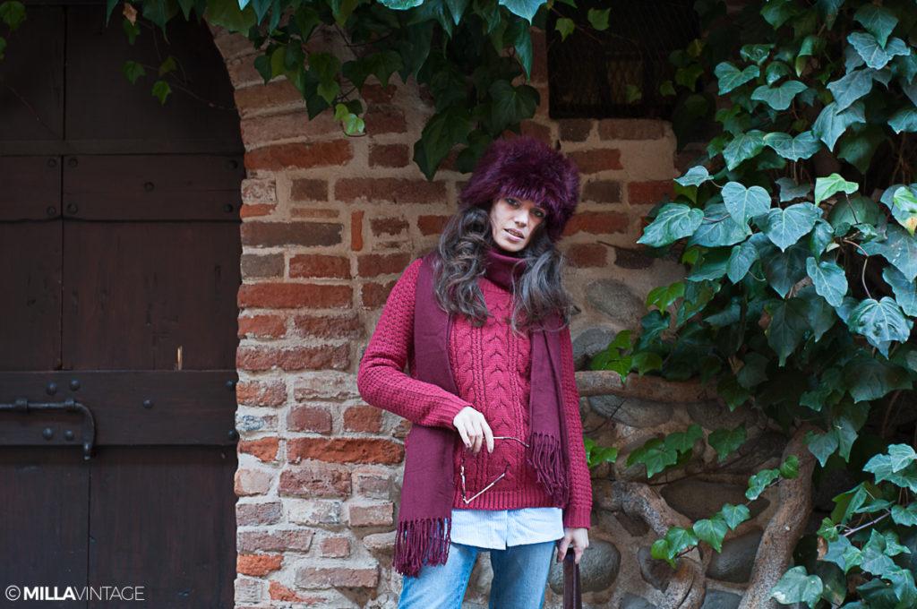 MY OUTFIT Uncategorized @ro  Bordeaux, culoarea acestui sezon