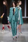 Fashion  CARLOS GIL- MFW, colecție toamnă-iarnă 2017/18