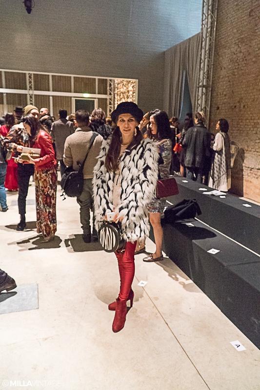 Fashion  FOTO+VIDEO/Reportaj Milano Fashion Week #MFW2017
