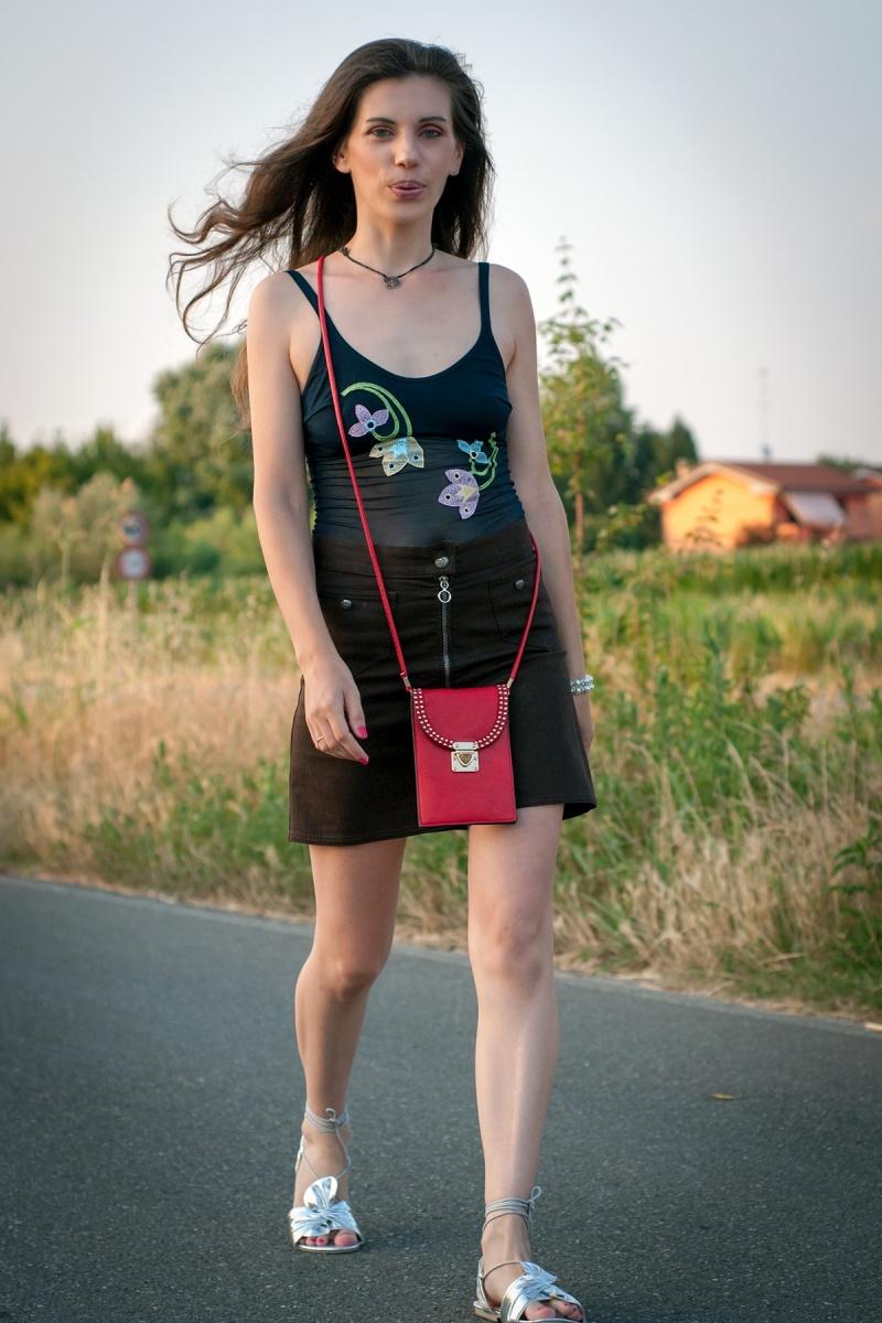 MY OUTFIT  Minigonna, tendenza estiva 2017. Come lo indossi ...