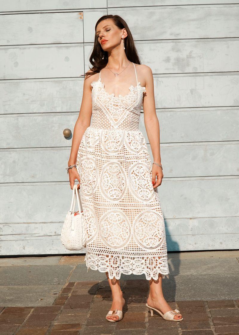 MY OUTFIT Uncategorized @ro  Tendințele verii 2018: Rochia albă, nu doar la nuntă, dar în fiecare zi