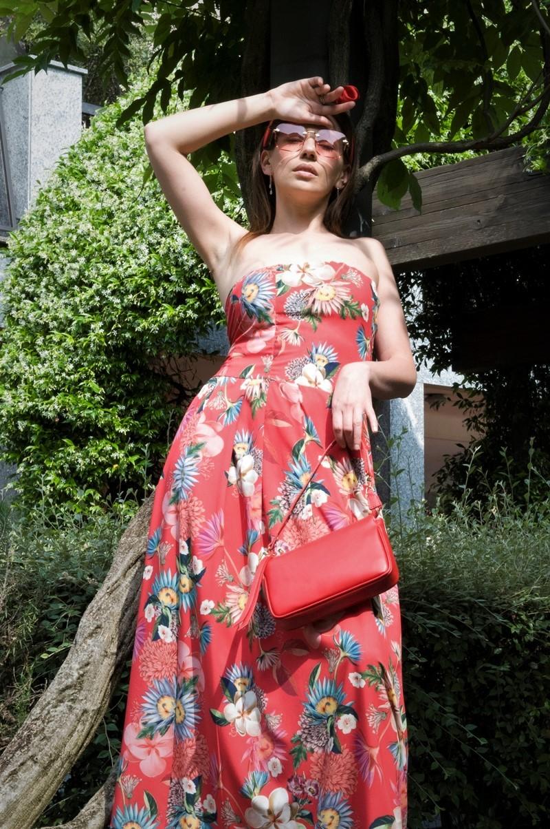 MY OUTFIT  Puterea florilor și a rochiilor lungi vara