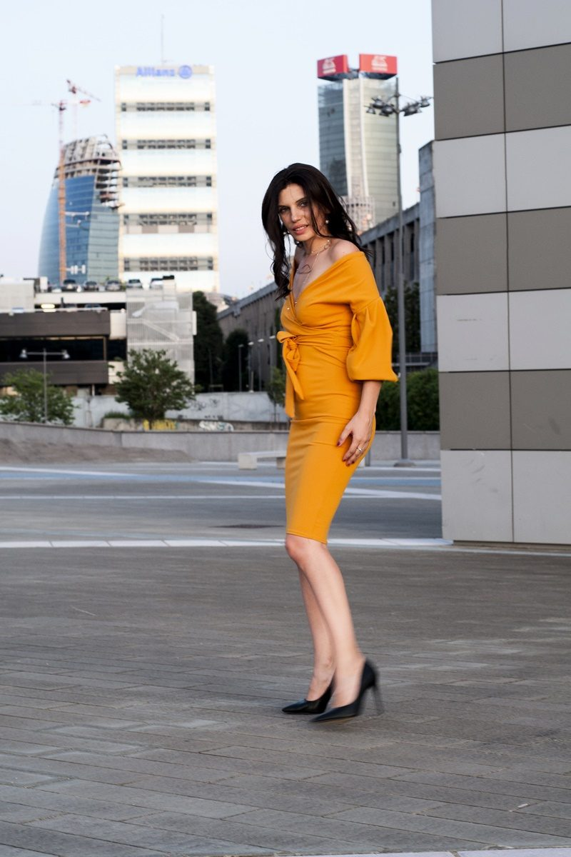 MY OUTFIT  Shooping pe site-ul Femme Luxe Finery