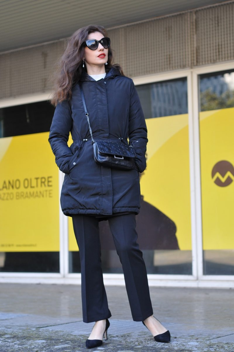 Fashion  My winter street style in Milan