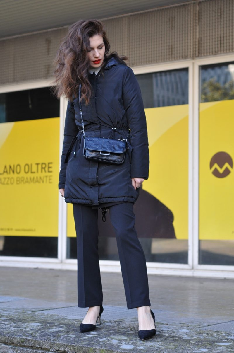 Fashion  My winter street style in Milan